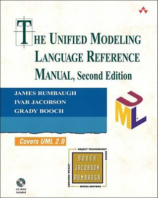 The Unified Modeling Language Reference Manual (2nd Edition) (The Addison-Wesley