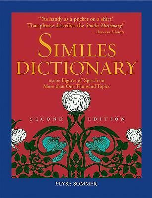 Similes Dictionary by