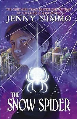 The Snow Spider (Magician Trilogy #1) by Nimmo, Jenny