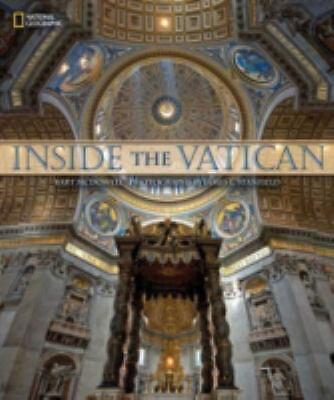 Inside the Vatican by McDowell, Bart