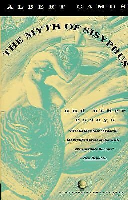 The Myth of Sisyphus: And Other Essays by Camus, Albert