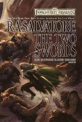 The Two Swords: The Hunter's Blades Trilogy, Book III, Salvatore, R.A., Good Boo
