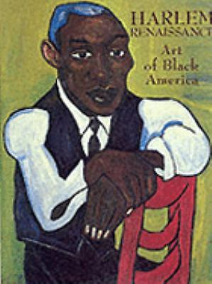 Harlem Renaissance: Art of Black America by Schmidt Campbell, Mary