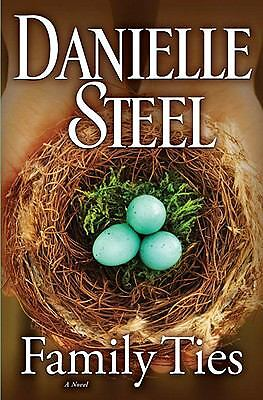 Family Ties: A Novel, Danielle Steel, Good Book