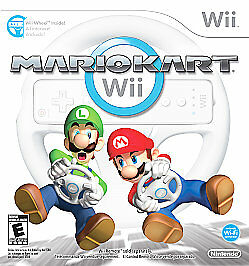 Mario Kart Wii by Unknown
