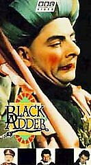 Black Adder - Complete Set [VHS] by Rowan Atkinson, Brian Blessed, Elspet Gray,