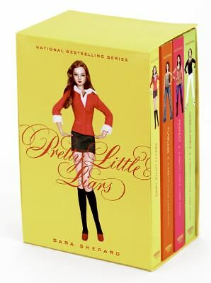 Pretty Little Liars Box Set: Books 1 to 4 by Shepard, Sara