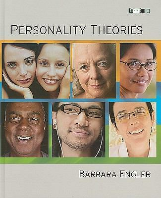 Personality Theories by Engler, Barbara