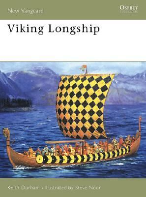 Viking Longship (New Vanguard) by Durham, Keith