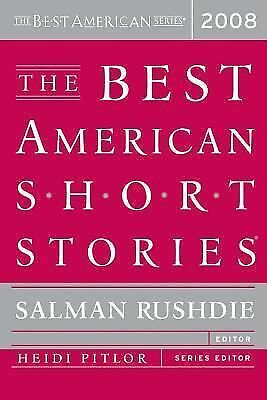 The Best American Short Stories 2008 by