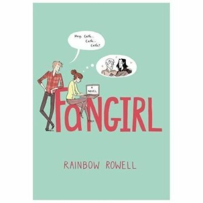 Fangirl by Rowell, Rainbow