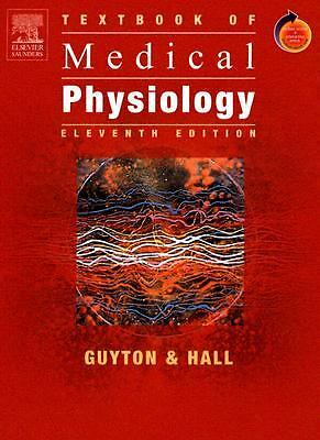 Textbook of Medical Physiology: With STUDENT CONSULT Online Access, 11e (Guyton