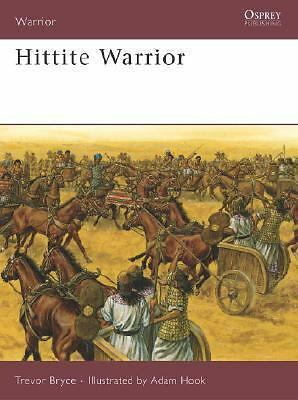 Hittite Warrior by Bryce, Trevor