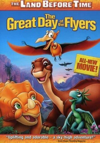 The Land Before Time XII: The Great Day of the Flyers by John Ingle, Nick Price