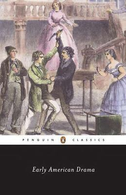 Early American Drama (Penguin Classics) by