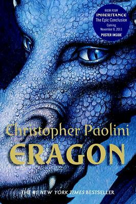 Eragon (Inheritance, Book 1), Christopher Paolini, Acceptable Book