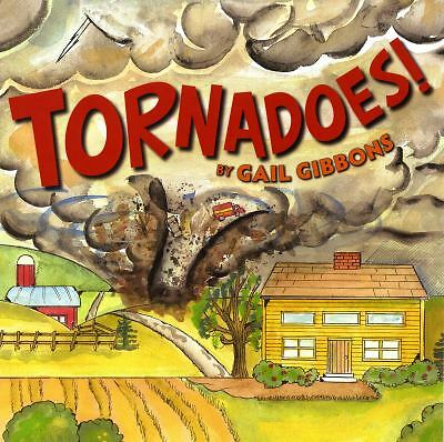 Tornadoes! by Gibbons, Gail