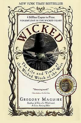 Wicked: The Life and Times of the Wicked Witch of the West, Gregory Maguire, Goo