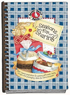 Seasons for Sharing Cookbook (Gooseberry Patch), Gooseberry Patch, Good Book