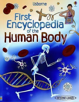 First Encyclopedia of the Human Body (First Encyclopedias), Chandler, Fiona, Acc