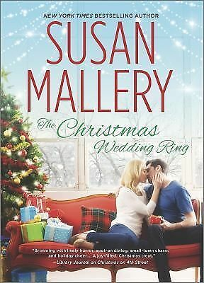 The Christmas Wedding Ring (Hqn) by Mallery, Susan