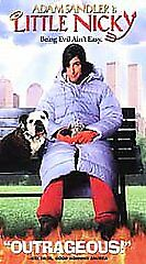 Little Nicky [VHS] by Adam Sandler, Patricia Arquette, Harvey Keitel, Rhys Ifan