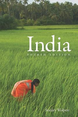 India by Wolpert, Stanley