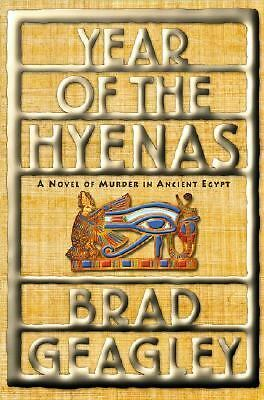 Year of the Hyenas by Brad Geagley LOOK!