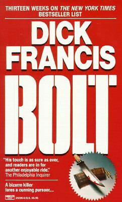 Bolt by Francis, Dick