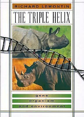The Triple Helix: Gene, Organism, and Environment by Lewontin, Richard
