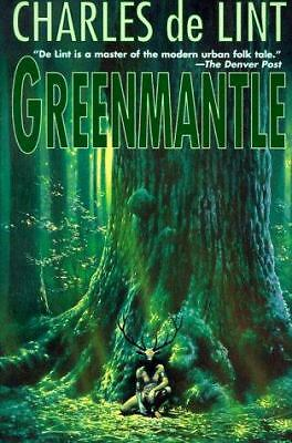 Greenmantle by de Lint, Charles