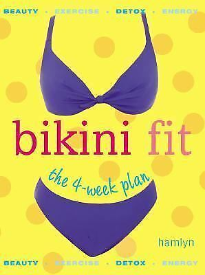 Bikini Fit : The 4-Week Plan by Nikoli and Hamlyn (2003, Paperback)(n)