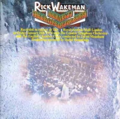 Journey to the Centre of the Earth by Rick Wakeman, David Hemmings