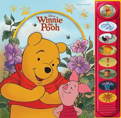 Disney: Winnie the Pooh (Sound Book) (Play-a-Sound) by Editors of Publications