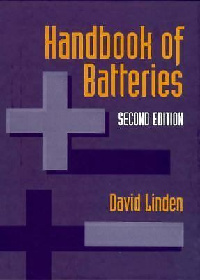 Handbook of Batteries by