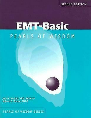 EMT-Basic: Pearls Of Wisdom (Pearls of Wisdom (Jones and Bartlett)) by Haskell,