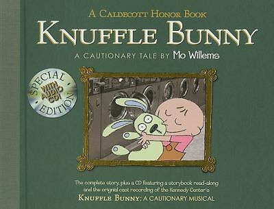 Knuffle Bunny: A Cautionary Tale Special Edition (Knuffle Bunny Series) by Will