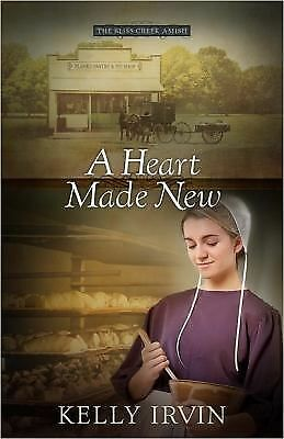 A Heart Made New (The Bliss Creek Amish), Irvin, Kelly, Acceptable Book