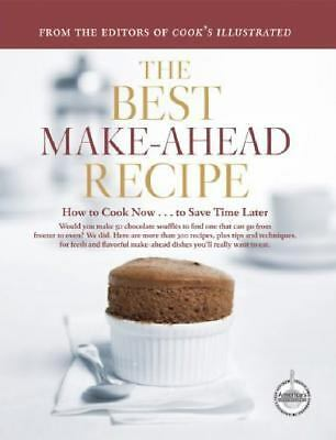 The Best Make-Ahead Recipe by