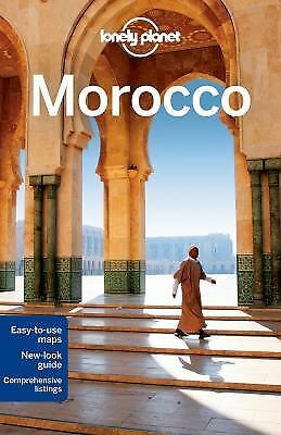 Lonely Planet Morocco (Travel Guide) by James Bainbridge, Alison Bing
