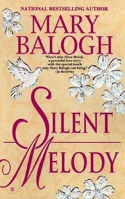 Silent Melody by Balogh, Mary