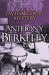 The Layton Court Mystery (A Roger Sheringham case), Berkeley, Anthony, Good Book