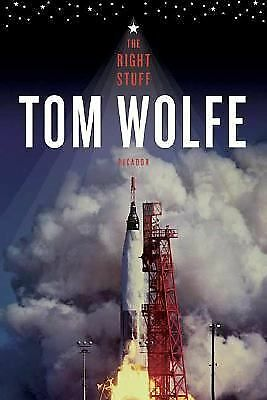 The Right Stuff by Wolfe, Tom