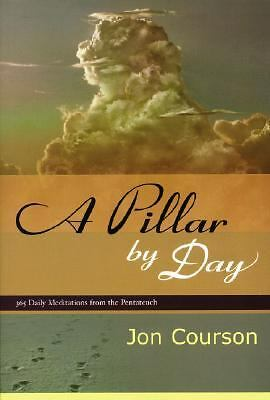 A Pillar By Day, Jon Courso, Good Book