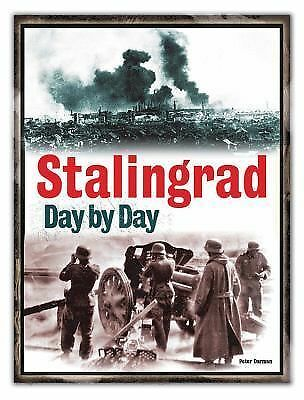 Stalingrad Day by Day, Turner, Jason, Good Book