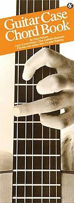 Guitar Case Chord Book by Pickow, Peter