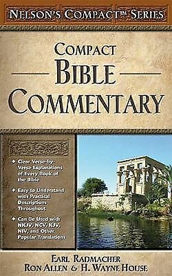Nelson's Compact Series: Compact Bible Commentary, , Good Book