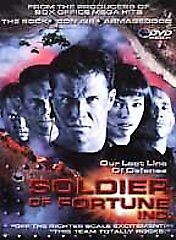 Soldier of Fortune Inc. (DVD, 2001) Delta Force Con Air