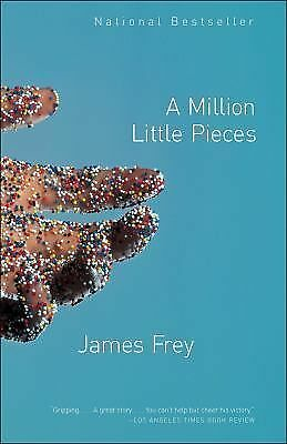 A Million Little Pieces, James Frey, Good Book