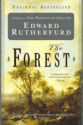 The Forest by Edward Rutherfurd (2001, Paperback)